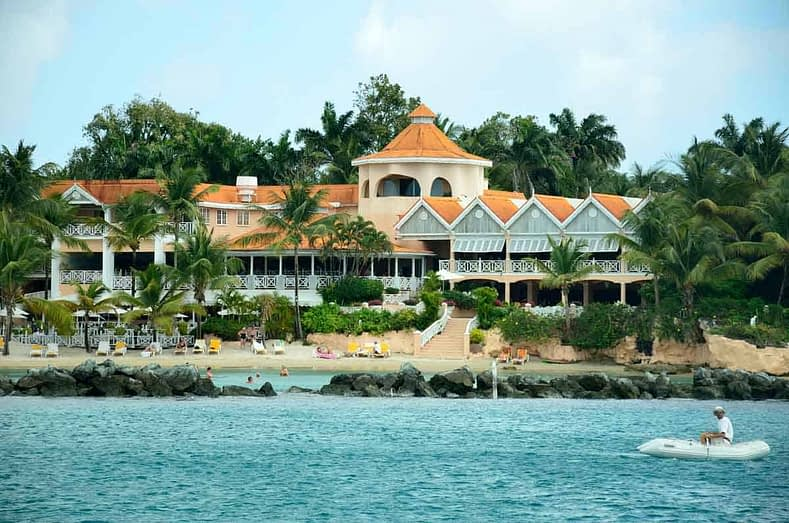 coco reef hotell tobago