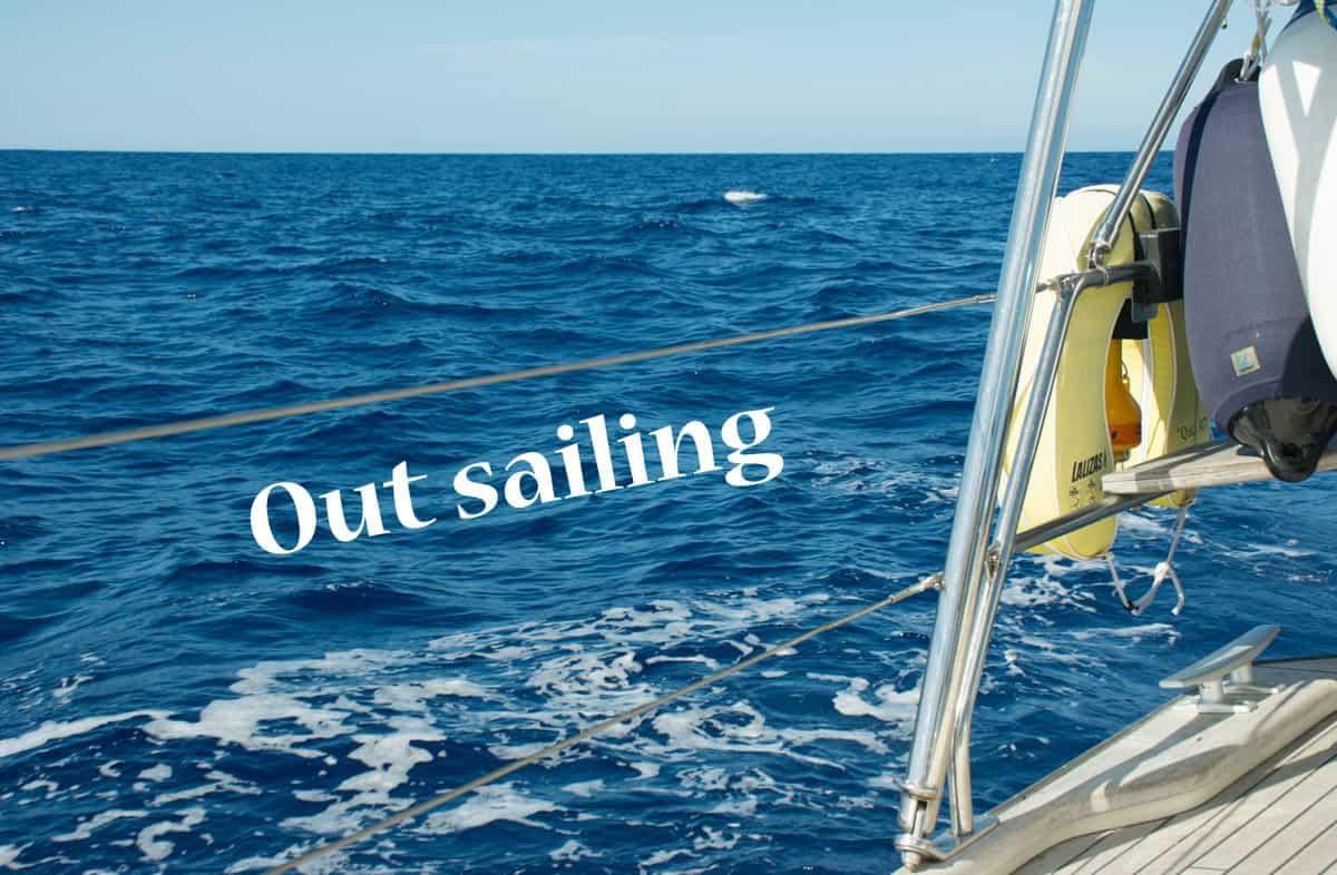 segling hav