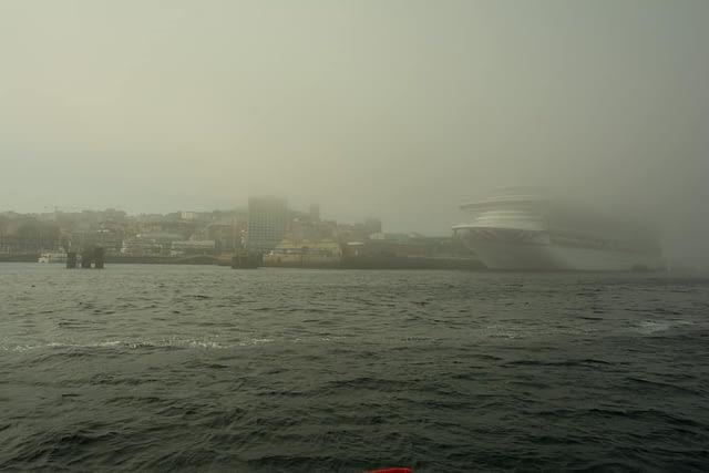 dimma segling vigo