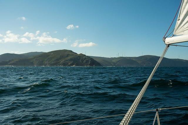 segling till fisterra