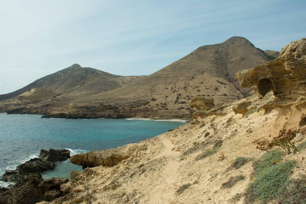 porto santo klippor
